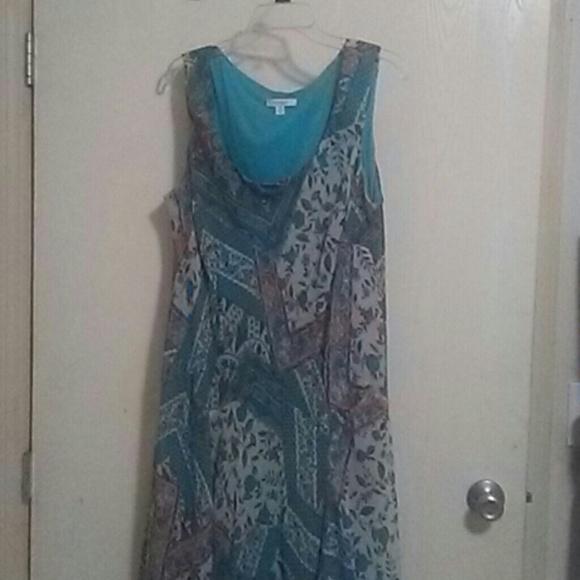 Dress Barn plus size dress