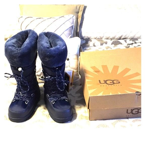 0b386ceec3e ⚡️SALE NWT UGG Cottrell snow boots sz6!!! RARE!!
