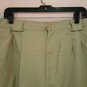 Cabin Creek Pants   Tan Slacks