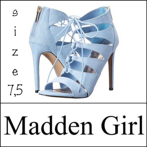 0833e8af5a2b Madden Girl Shoes - MADDEN GIRL LACE-UP HEELS