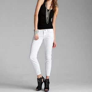 White Jones NY jeans