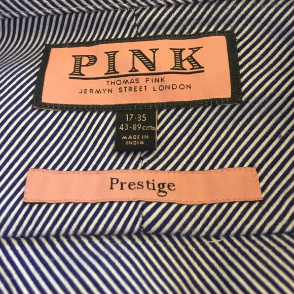 91% off Thomas Pink Other - Thomas Pink Prestige shirt from Amy's ...