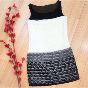Behnaz Sarafpour Dresses & Skirts - Behaz Sarafpour lace dress, S 1.