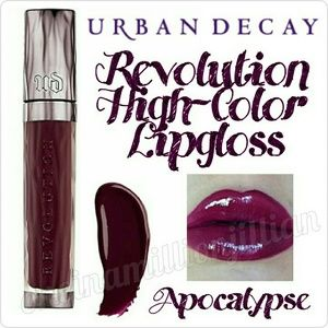 Urban Decay Other - 🎁 Urban Decay Revolution High-Color Lipgloss