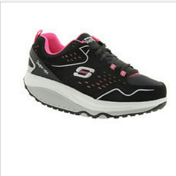skechers curved sole shoes \u003eUP to 55