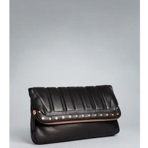 Monika Chiang Handbags - Monika Chiang Foldover Oversized Clutch