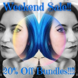 Other - 20% OFF BUNDLES ALL WEEKEND!!!!