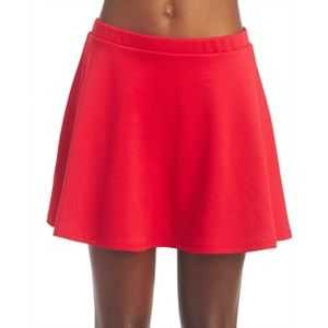 Wet Seal skater skirt. Size Medium