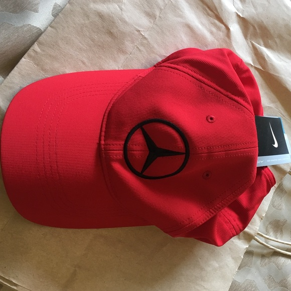 cdc3a91482a50 Brand-new Nike golf hat with Mercedes logo