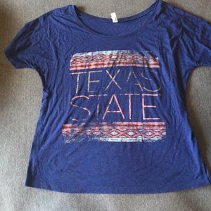 Barefoot Dreams Tops - Texas State top