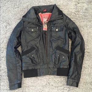 Collection B Jackets & Blazers - Collection B Nordstrom leather jacket
