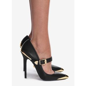 Versace • Mary Jane pumps