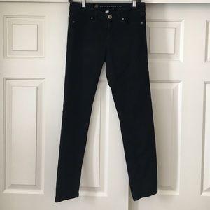 Lauren Conrad Denim - Black Lauren Conrad denim skinny jeans