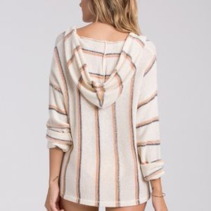 c0fd7a86f0 Billabong Sweaters - NWOT! Billabong Bonfire Beach Baja Sweater