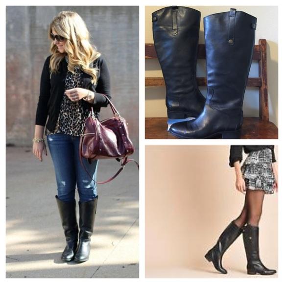 15095b7a25e54e Sam Edelman Penny Riding Boots 7.5. M 57dda6ec2fd0b7fd8000d257