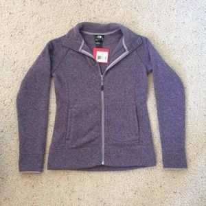 NWT, North Face, Millia Full Zip Jacket!