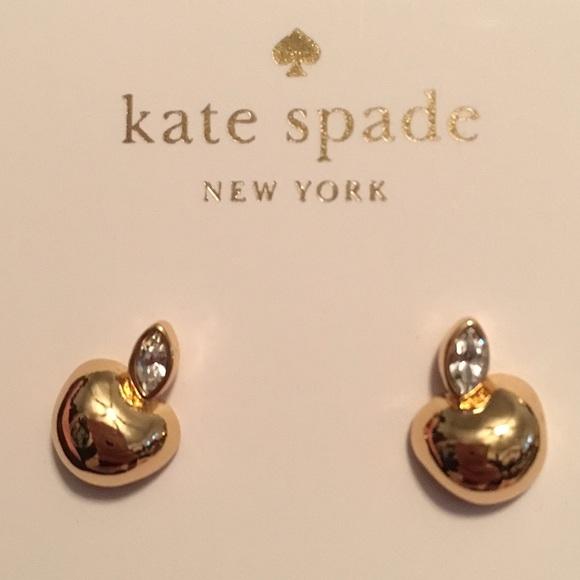 kate spade Jewelry | Apple Of My Eye