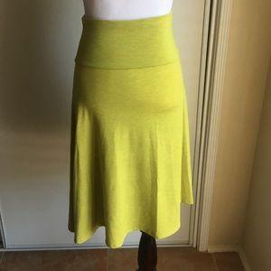 Dresses & Skirts - Lularoe azure skirt