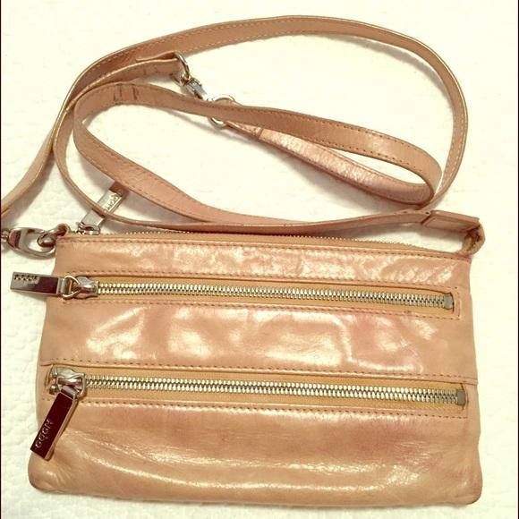 70% off HOBO Handbags - Authentic Leather HOBO Mara Crossbody Bag ...