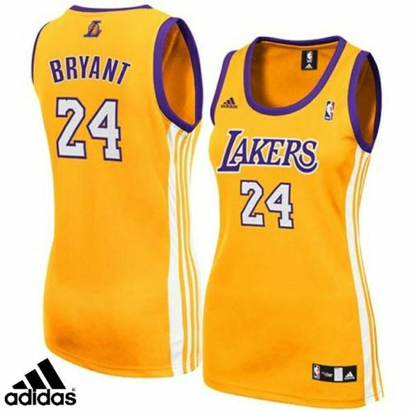 ???????? Women's LA Lakers #24 Kobe Bryant Jersey