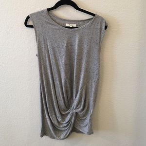 Madewell Twist Front Top