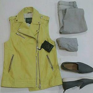 Mackage Jackets & Blazers - *HP*Mackage Frederica Leather Vest