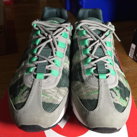 size 40 02590 81e72 Mens Size 8 Nike Tiger Camo Air Max 95 PRM Tape. M57ddb5b15c12f8edff01d0c9