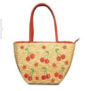 Voodoo Vixen Handbags - CHERRY ON TOP BAG BY VOODOO VIXEN