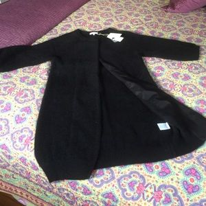 Minnie Rose Sweater Coat Size Small