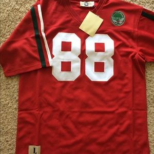 Finish Line Other - 5 Stars jerry Rice jersey L/XL available red/white