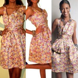 Zac Posen Dresses & Skirts - Zac Posen for Target '60s Vintage Floral Dress