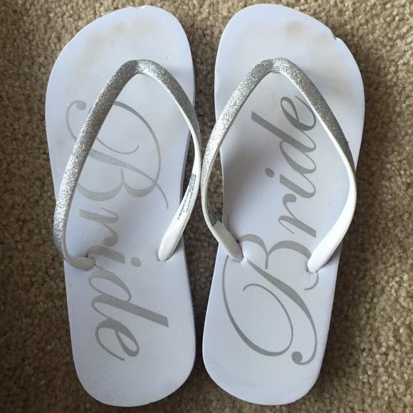 e9fc838680f22 Bride Flip Flops