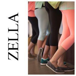Zella Pants - NEW!  Zella live-in 2 reversible capri leggings