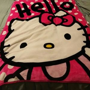 northwest Other - 40x48inch velour Hello Kitty throw blanket