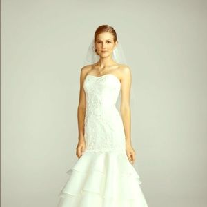 Melissa Sweet Bridal Gown