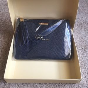 GiGi New York Handbags - BRAND NEW Gigi New York all in one bag in Navy