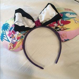 Handmade Minnie Mouse ears