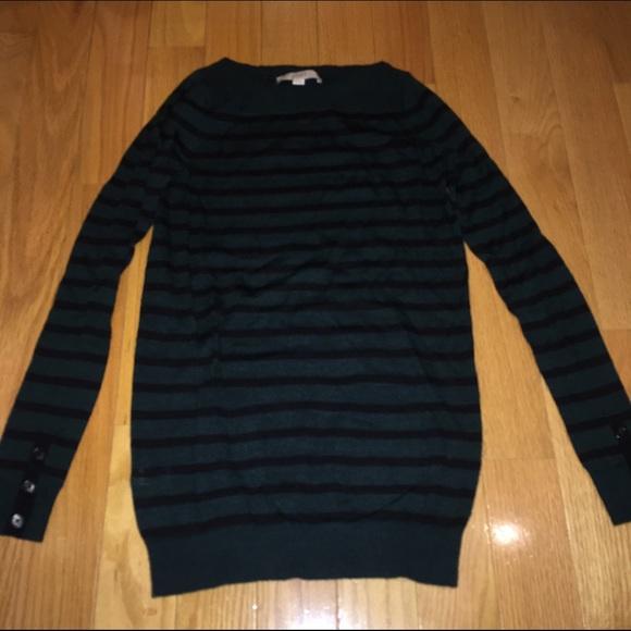 73% off LOFT Sweaters - Ann Taylor LOFT Tunic Sweater XXS from ...