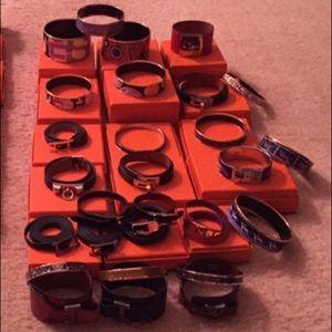 My Hermes Bracelet Collection!