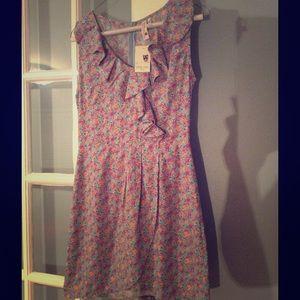ModCloth Dresses & Skirts - Floral sleeveless dress