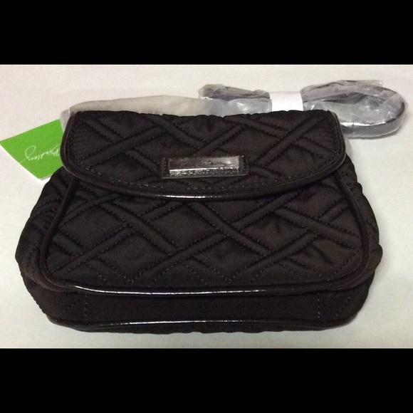 Vera Bradley Bags - Vera Bradley Crossbody Bag Expresso New
