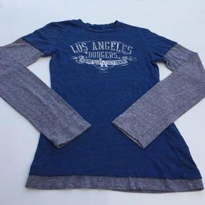 Women's/Girls LA Dodgers Long Sleeve T-Shirt