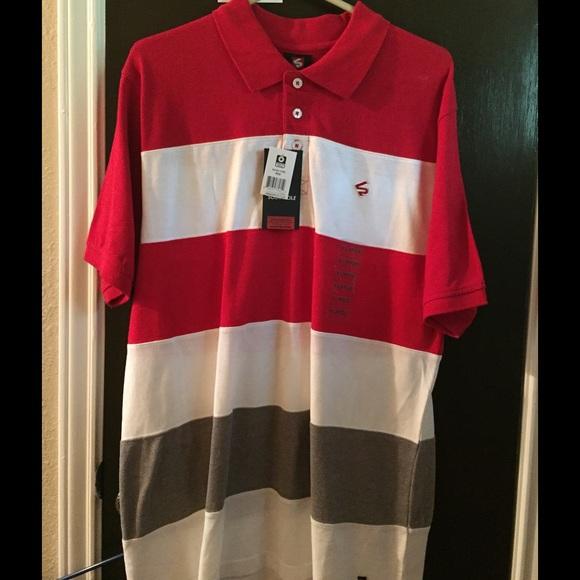 2791f938eda7a New South Pole polo shirt