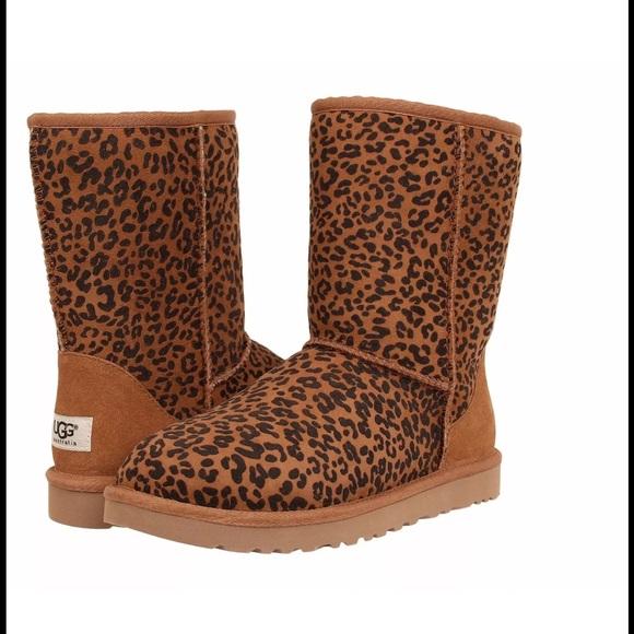 uggs rain boots with fur