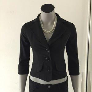 Jackets & Blazers - Chinese Laundry 3/4 sleeve blazer