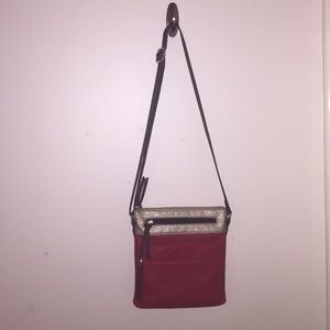 Kelly & Katie Handbags - GREAT DEAL: kelly&katie cross-body leather purse