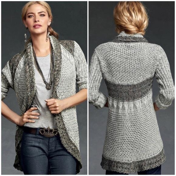 81% off CAbi Sweaters - Cabi Circle Sweater from Sarah's closet on ...