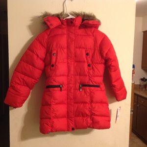Weatherproof Other - Weatherproof Long Bubble Winter Coat