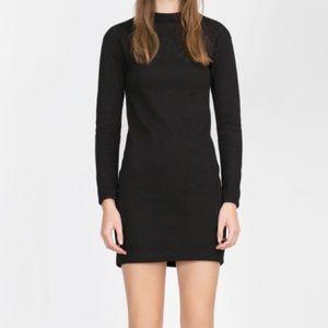 e6f64aa3acf1 Zara Dresses | Long Sleeved Knit Dress | Poshmark