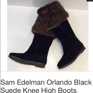 55 Off Sam Edelman Shoes Sam Edelman Dakota Suede